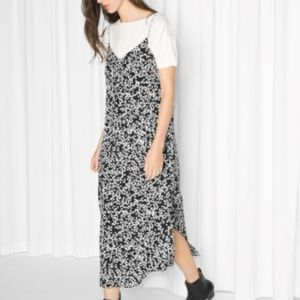 Stories Flowery Slip dress US 4